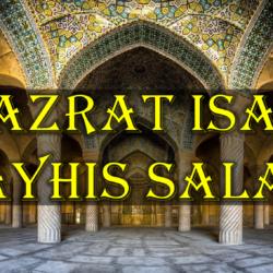 ISAA ALAYHIS